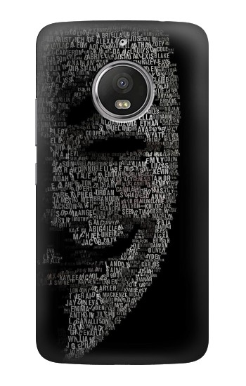 Printed V Mask Guy Fawkes Anonymous HTC Desire Eye Case