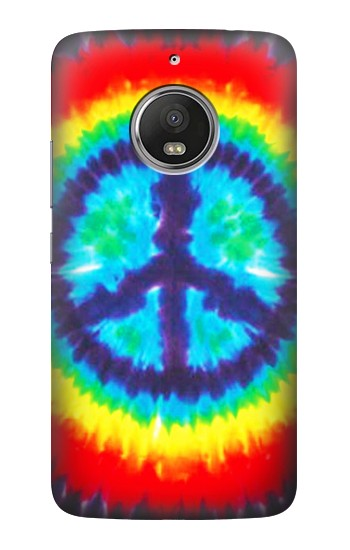 Printed Tie Dye Peace HTC Desire Eye Case
