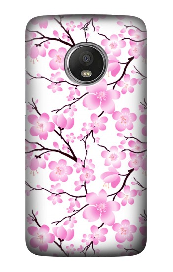 Printed Sakura Cherry Blossoms HTC Desire Eye Case
