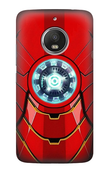 Printed Ironman Armor Arc Reactor Graphic Printed HTC Desire Eye Case