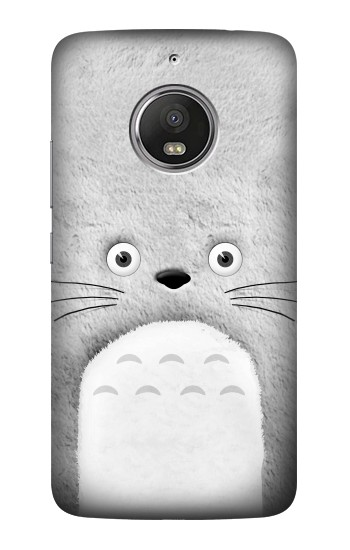 Printed My Neighbor Totoro Grey Minimalist HTC Desire Eye Case