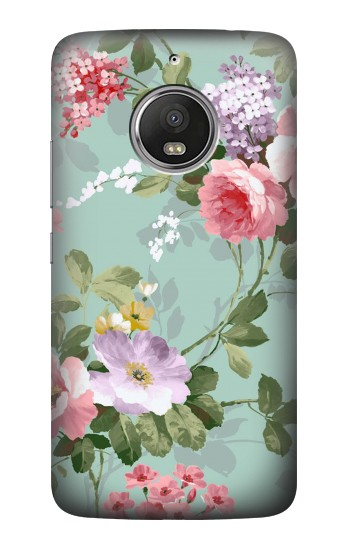 Printed Flower Floral Art Painting HTC Desire Eye Case