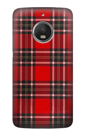 Printed Tartan Red Pattern HTC Desire Eye Case