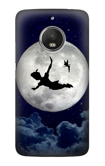 Printed Peter Pan HTC Desire Eye Case