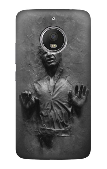 Printed Han Solo Frozen in Carbonite HTC Desire Eye Case
