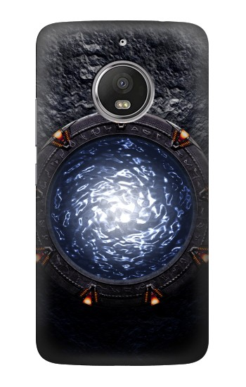 Printed The Stargate Orokin Portal HTC Desire Eye Case