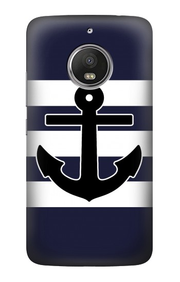 Printed Anchor Navy HTC Desire Eye Case