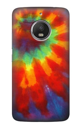 Printed Colorful Tie Dye Fabric Texture HTC Desire Eye Case
