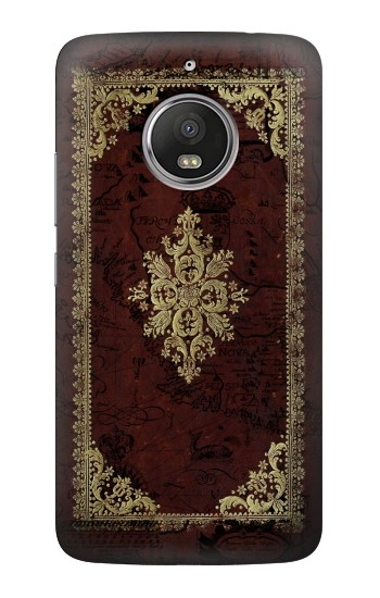Printed Vintage Map Book Cover HTC Desire Eye Case