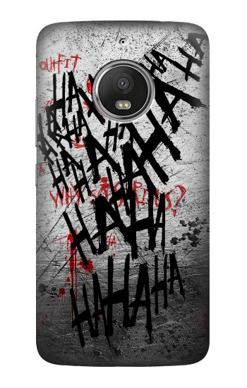Printed Joker Hahaha Blood Splash HTC Desire Eye Case