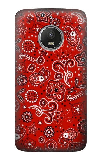 Printed Red Bandana HTC Desire Eye Case