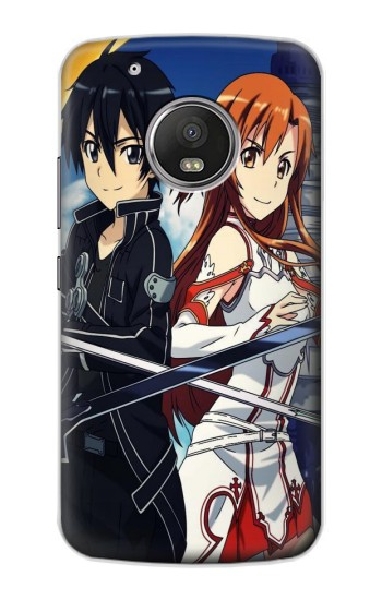 Printed Sword Art Online Apple iPod Touch 5G Case