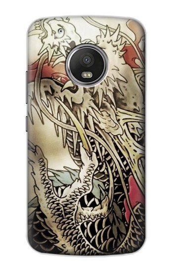 Printed Yakuza Tattoo Apple iPod Touch 5G Case