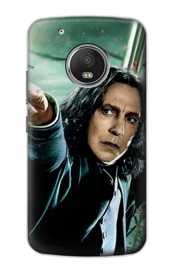 Printed Harry Potter Snape Apple iPod Touch 5G Case