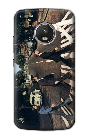 Printed The Beatles Abbey Road Apple iPod Touch 5G Case