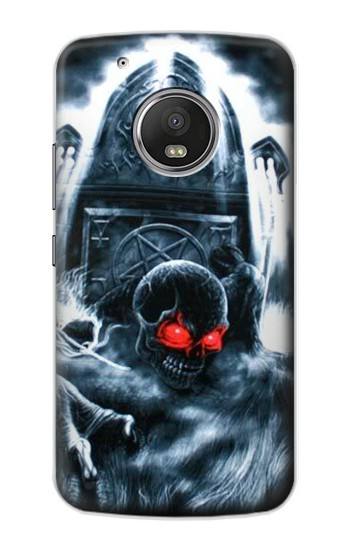 Printed Zombie Dead Man Apple iPod Touch 5G Case