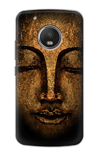 Printed Buddha Face Apple iPod Touch 5G Case