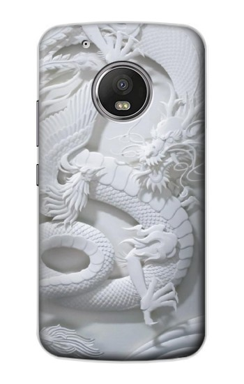 Printed Dragon Carving Apple iPod Touch 5G Case