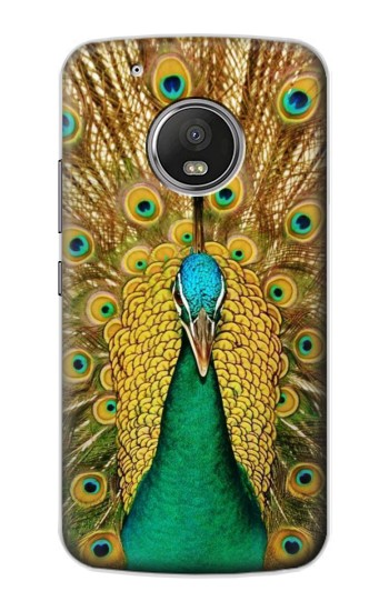 Printed Peacock Apple iPod Touch 5G Case