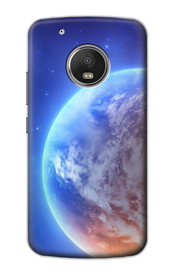 Printed Planet Earth Apple iPod Touch 5G Case