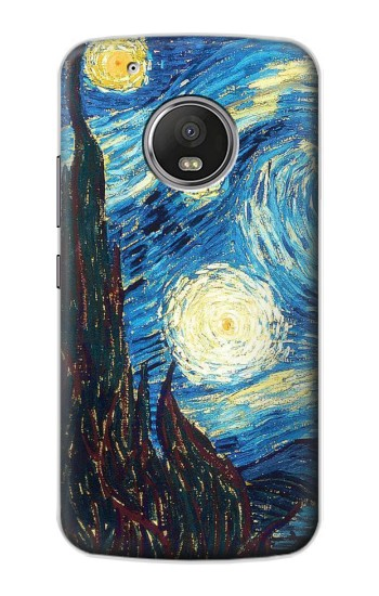 Printed Van Gogh Starry Nights Apple iPod Touch 5G Case