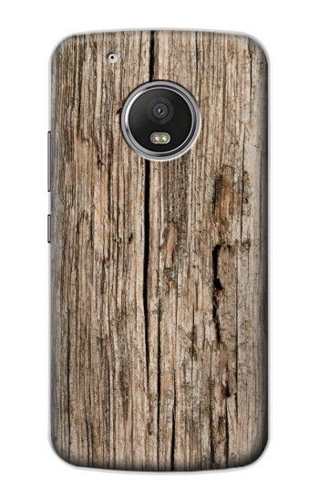 Printed Wood Apple iPod Touch 5G Case