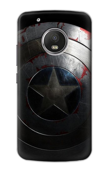 Printed Captain Shield Apple iPod Touch 5G Case