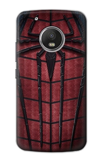 Printed Spider Suit Apple iPod Touch 5G Case
