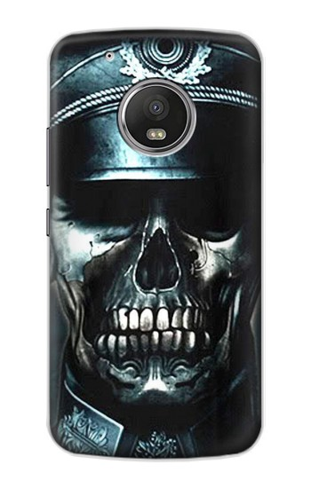 Printed Skull Soldier Zombie Apple iPod Touch 5G Case