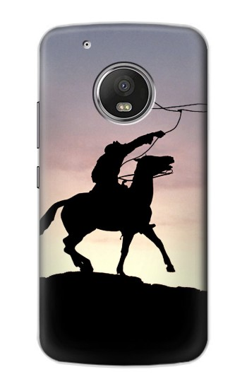 Printed Cowboy Apple iPod Touch 5G Case
