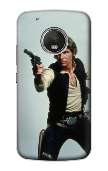 Printed Han Solo Apple iPod Touch 5G Case