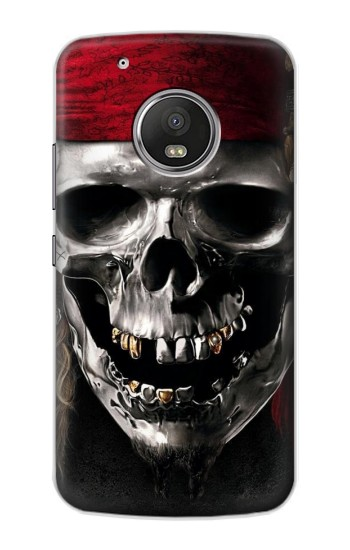 Printed Pirate Skull Apple iPod Touch 5G Case