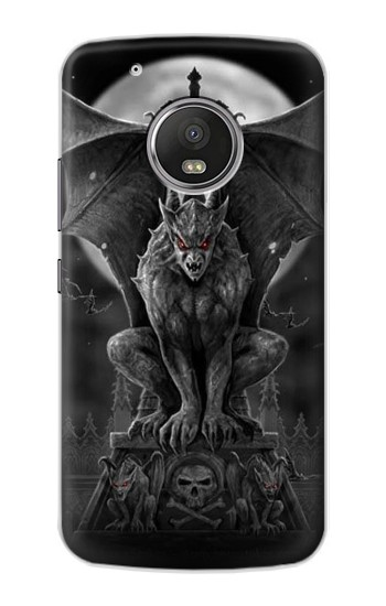 Printed Gargoyle Devil Demon Apple iPod Touch 5G Case