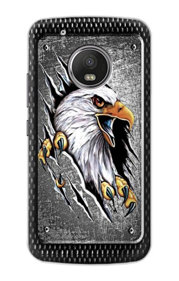 Printed Eagle Metal Apple iPod Touch 5G Case