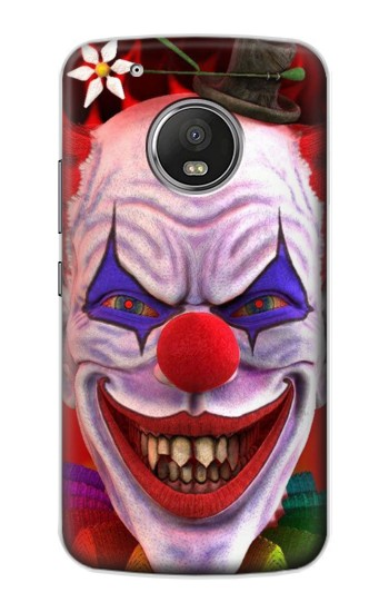 Printed Evil Clown Apple iPod Touch 5G Case