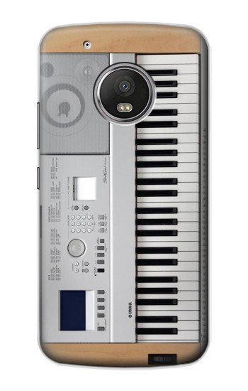 Printed Keyboard Digital Piano Apple iPod Touch 5G Case