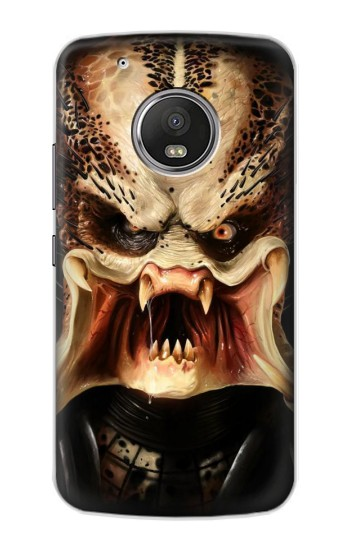 Printed Predator Face Apple iPod Touch 5G Case