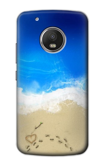 Printed Relax Beach Apple iPod Touch 5G Case