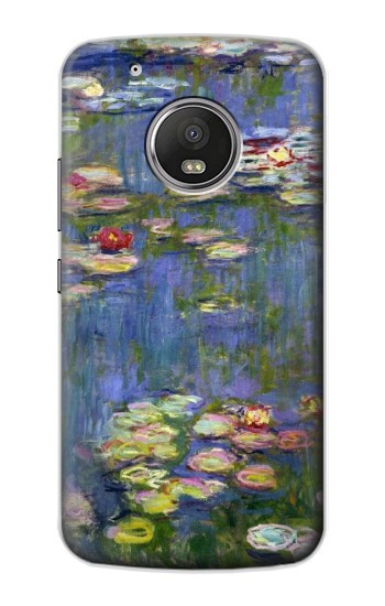Printed Claude Monet Water Lilies Apple iPod Touch 5G Case