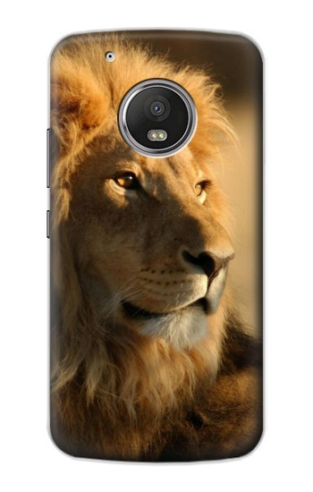Printed Lion King of Forest Apple iPod Touch 5G Case