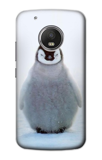 Printed Penguin Ice Apple iPod Touch 5G Case