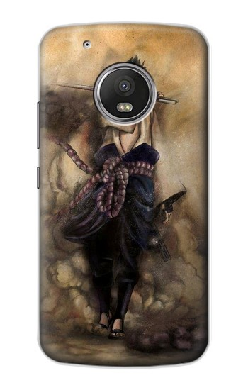 Printed Naruto Uchiha Sasuke Apple iPod Touch 5G Case