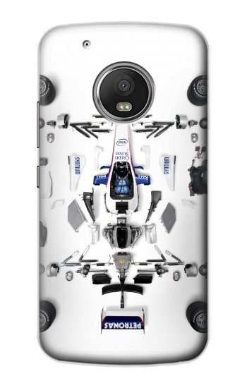 Printed Formula One F1 Auto Part Apple iPod Touch 5G Case
