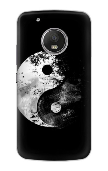 Printed Moon Yin-Yang Apple iPod Touch 5G Case