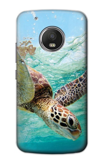 Printed Ocean Sea Turtle Apple iPod Touch 5G Case