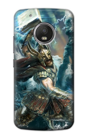 Printed Thor Viking God Apple iPod Touch 5G Case