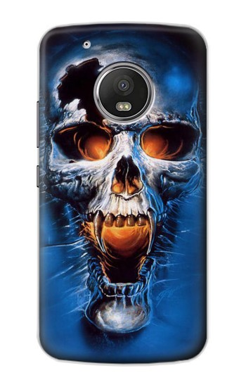 Printed Vampire Skull Apple iPod Touch 5G Case