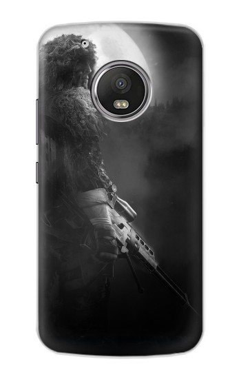 Printed Sniper Apple iPod Touch 5G Case