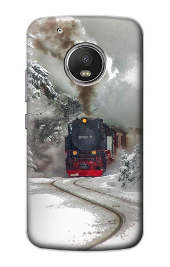 Printed Steam Train Apple iPod Touch 5G Case