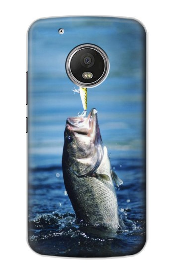 Printed Bass Fishing Apple iPod Touch 5G Case